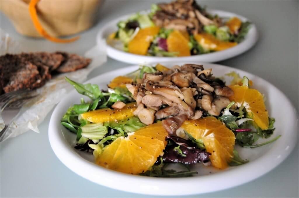 salát-hliva-pomeranc