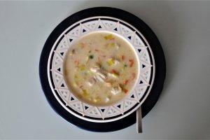 """""""Norská"""" rybí polévka"""