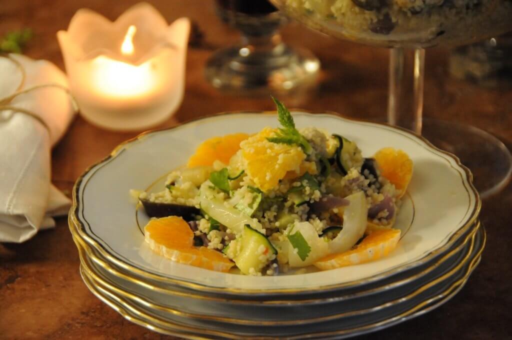 kuskus-salat