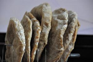 Natřepaný chleba