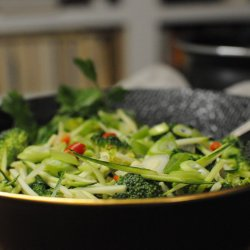 Brokolicová miska